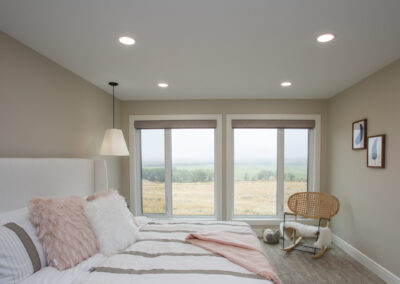 115 Ranchview Custom Home Bedroom by Mulder Builders