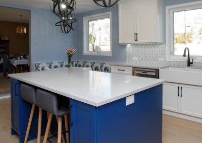 8 Street Kitchen Renovation by Mulder Builders