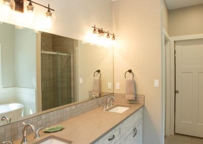 Jans Custom Home Bathroom by Mulder Builders