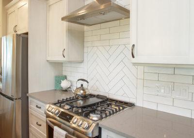 Jans Custom Home Kitchen by Mulder Builders